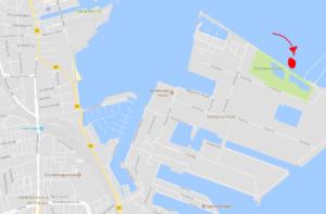 snorkle-vrag ved Nordhavn